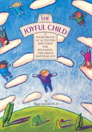 The joyful child by Peggy Davison Jenkins