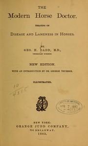 The modern horse doctor PDF