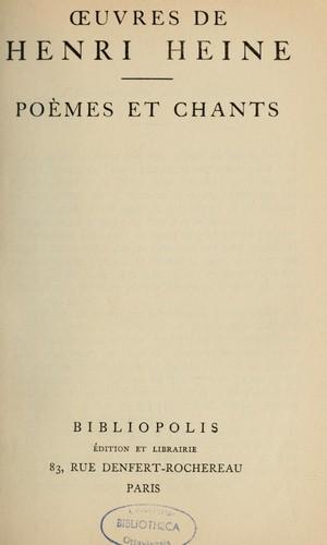 Download Oeuvres de Henri Heine