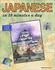 Japanese in 10 Minutes a Day PDF