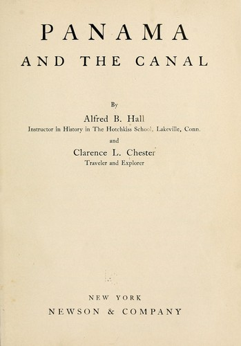Download Panama and the canal