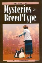 Solving the Mysteries of Breed Type PDF