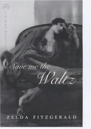 Save me the waltz PDF