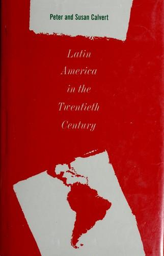 Download Latin America inthe twentieth century