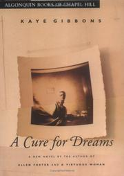 A cure for dreams PDF