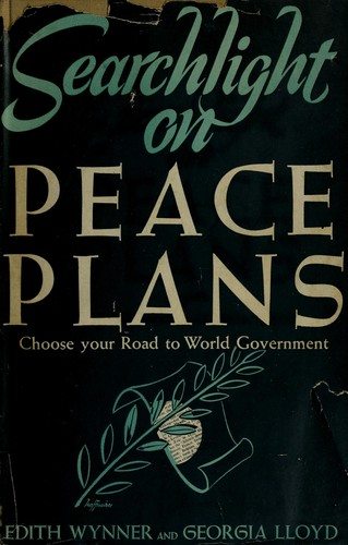 Download Searchlight on peace plans
