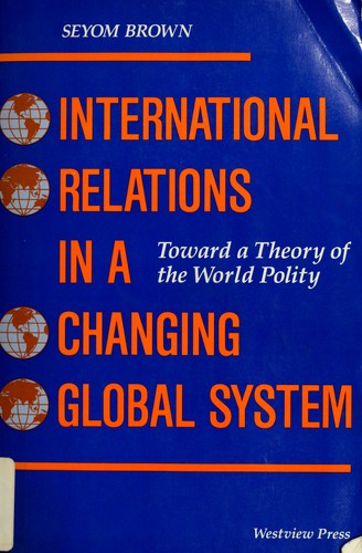 International relations in a changing global system