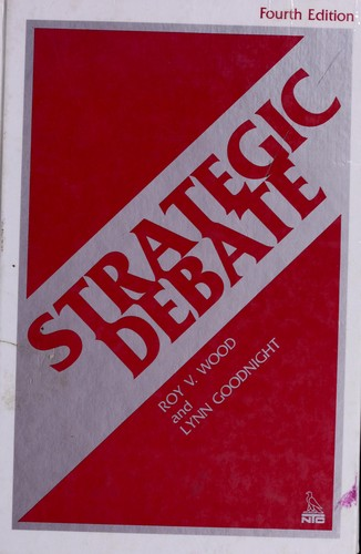 Strategic debate