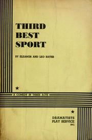 Third best sport PDF
