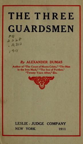 The three guardsmen
