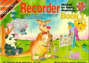 Young Beginner Recorder PDF