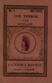 Tom Terror, the outlaw PDF