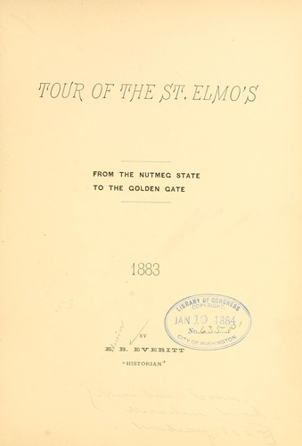 Download Tour of the St. Elmo's.
