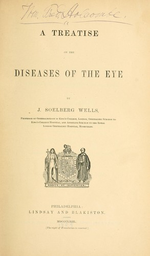 Download A treatise on the diseases of the eye