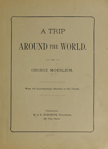 Download A trip around the world