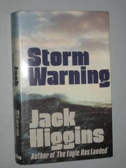 Cover of: Storm warning by Jack Higgins