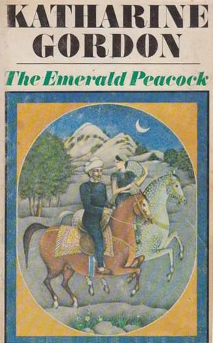 The emerald peacock.
