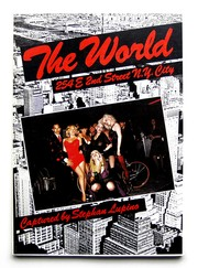 Cover of: The World by Stephan Lupino