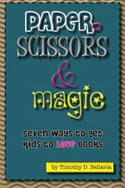 Cover of: Paper, Scissors and Magic by