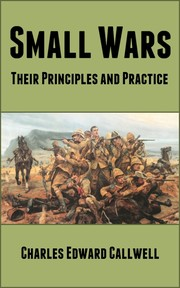 Cover of: Small Wars by 