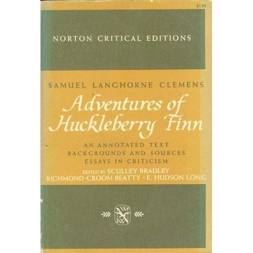 critical analysis of huckleberry finn