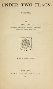 Cover of: Under two flags by Ouida