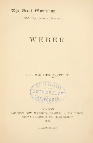 Download Weber