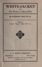 Cover of: White-jacket by Herman Melville