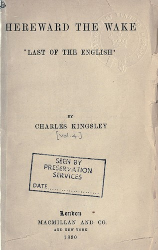 [Works] by Charles Kingsley
