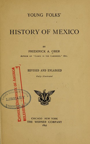 Download Young folks' history of Mexico.