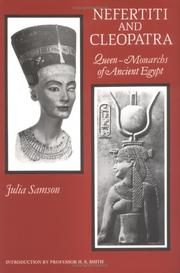 Nefertiti and Cleopatra by Julia Samson