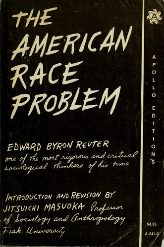 Download The American race problem