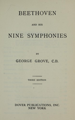 Download Beethoven and his nine symphonies.