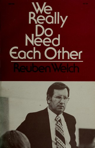 Download We really do need each other.