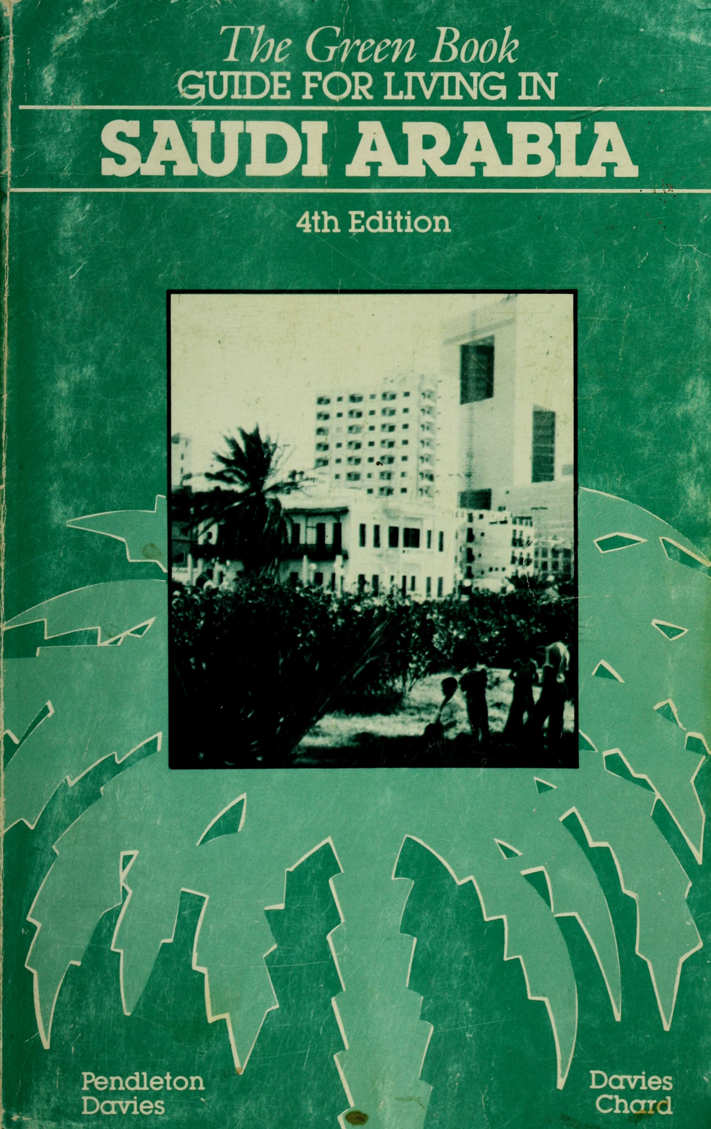 eBook Green Book Guide for Living in Saudi Arabia download
