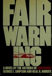 Fair warning PDF
