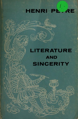 Download Literature and sincerity.