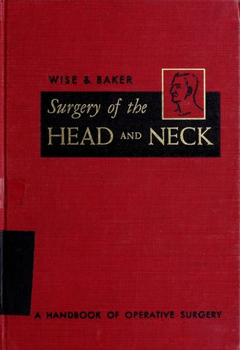 Download Surgery of the head and neck