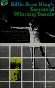 Billie Jean King's secrets of winning tennis PDF