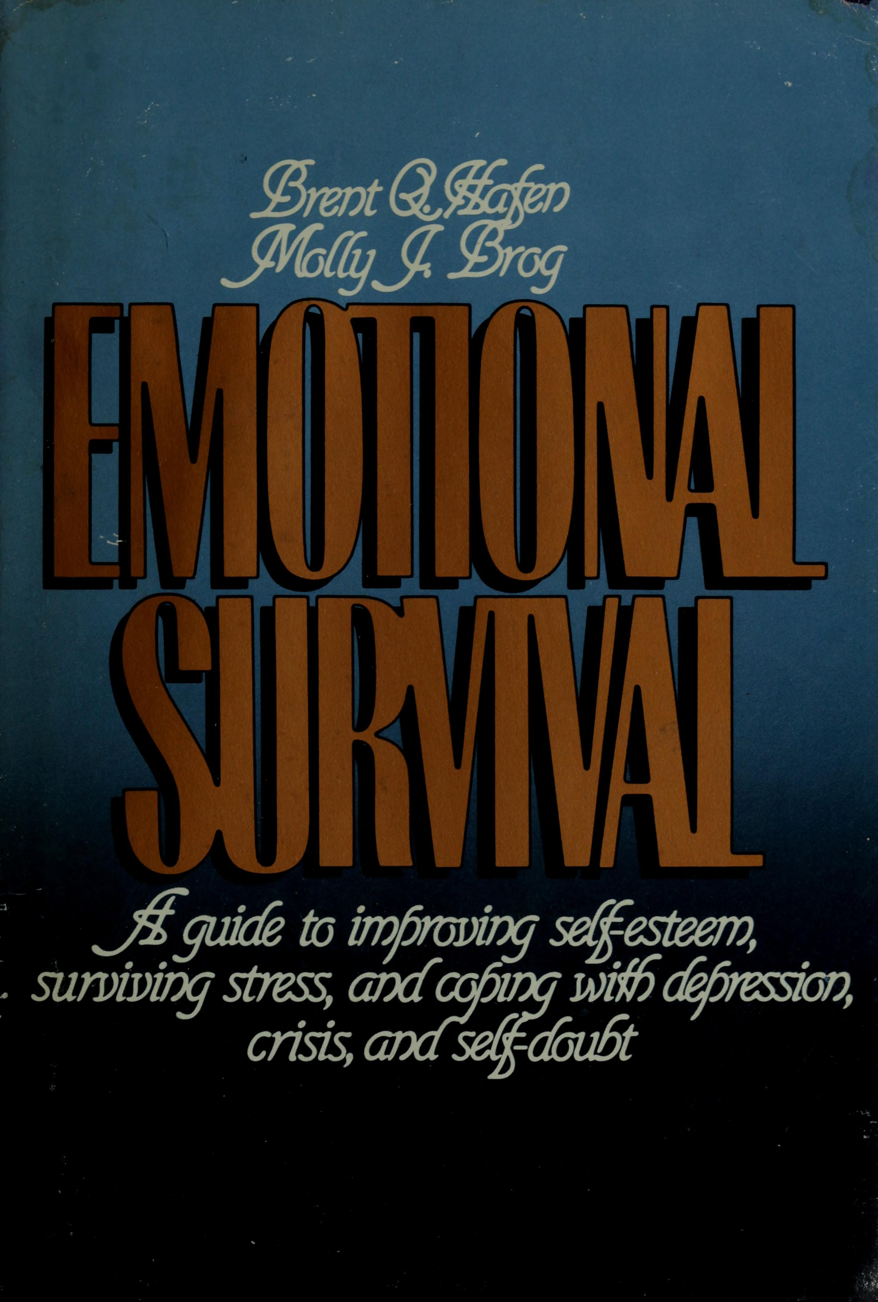 eBook Emotional survival download | online | audio id:17oyh7e