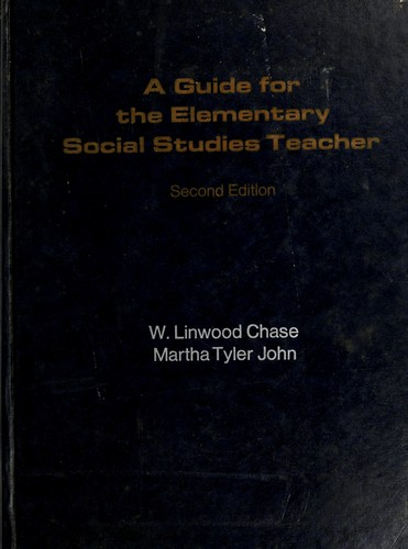Download A guide for the elementary social studies teacher