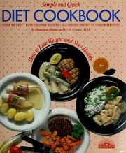 Simple and quick diet cookbook PDF