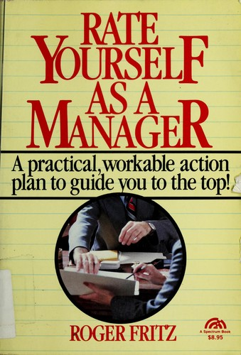 Download Rate yourself as a manager