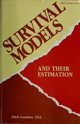 survival models Models for survival and longitudinal data in cancer research by ning smith a dissertation submitted in partial fulfillment of the requirements for the degree of.