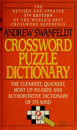 Download Crossword puzzle dictionary