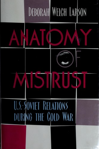 Anatomy of mistrust