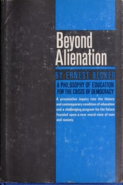 Beyond alienation PDF