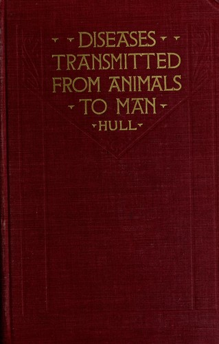 Diseases transmitted from animals to man.