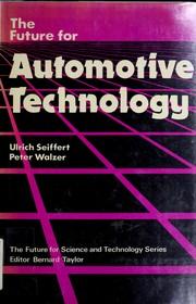 The future for automotive technology PDF