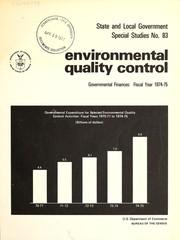 Environmental quality control PDF